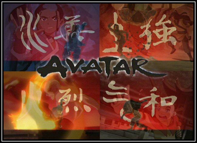 аватар легенда об аанге самая: